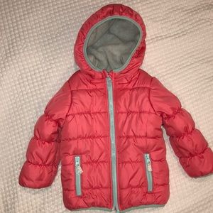 Other - 2T Carter's Warm Winter Coat